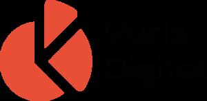 Yuris Digital יוריס דיגיטל לוגו לדוגמא
