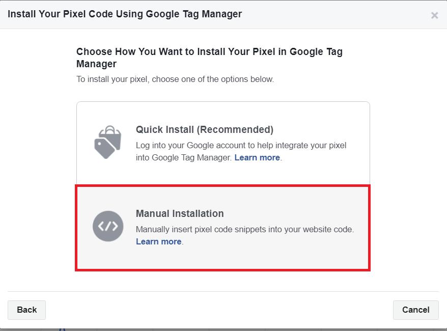 הטמעת הפיקסל של פייסבוק בעזרת התג מנג'ר - יוריס דיגיטל