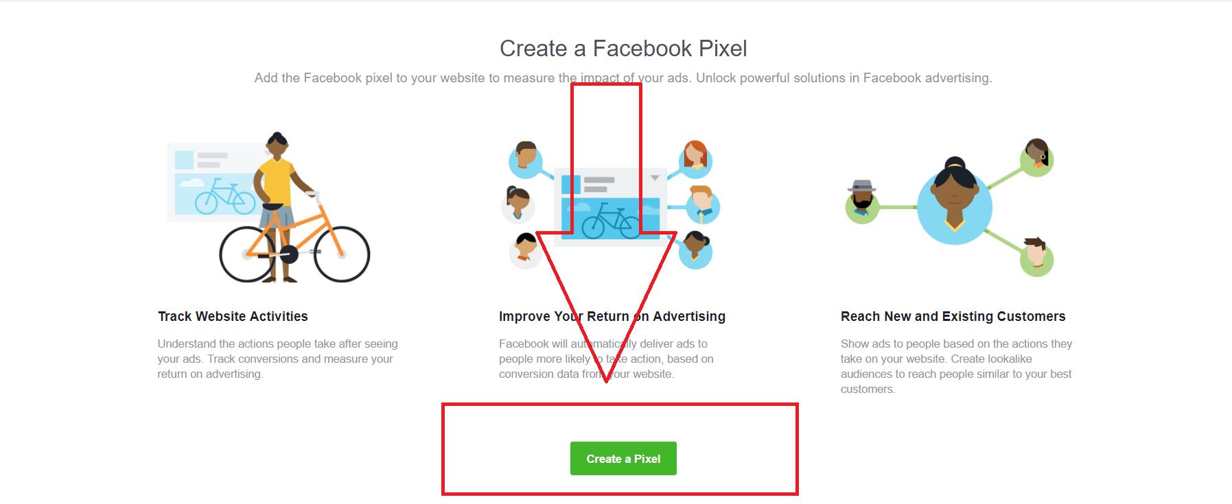 יצירת פיקסל של פייסבוק - יוריס דיגיטל